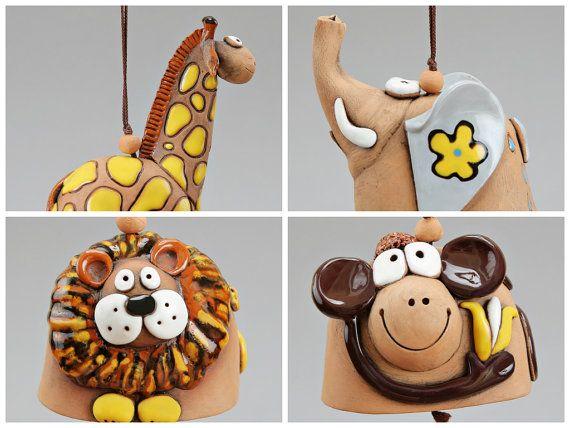 Unique Ceramic Animals Ideas On Pinterest Pottery Animals - Sporting clay window decalsgiraffe garden statue giraffe clay pot clay pot animal