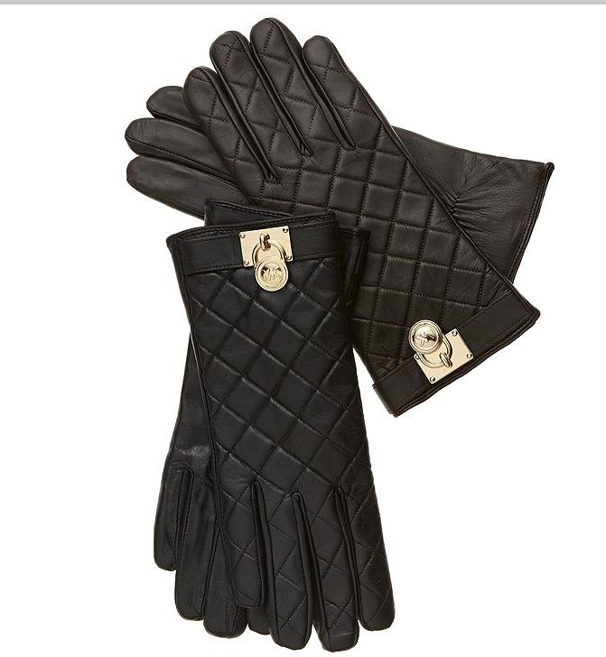 Great last minute gifts: Michael Michael Kors gloves. Shop in store until 2am -- or all night in select locations.