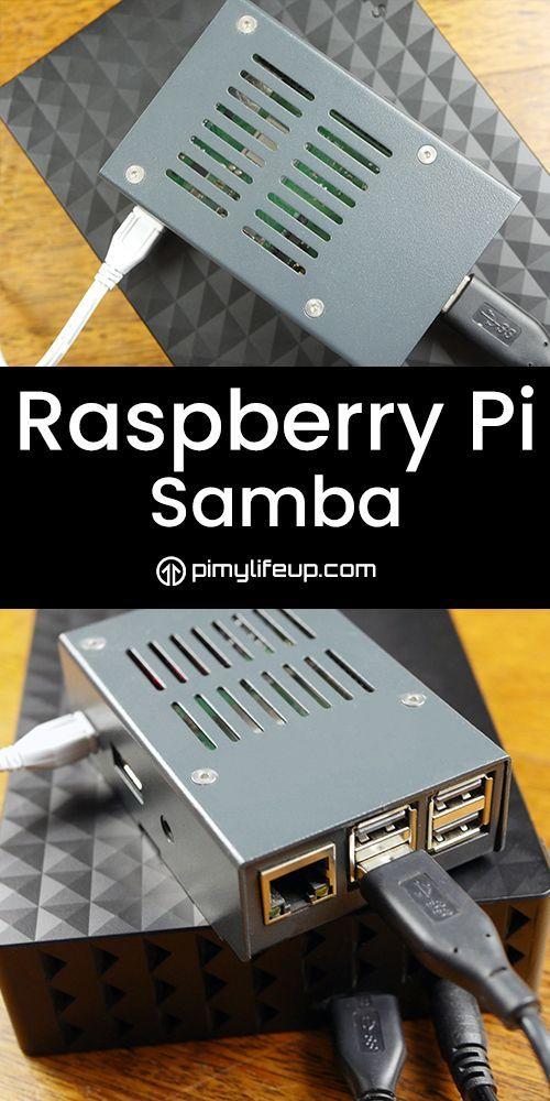 How to Setup a Raspberry Pi Samba Server