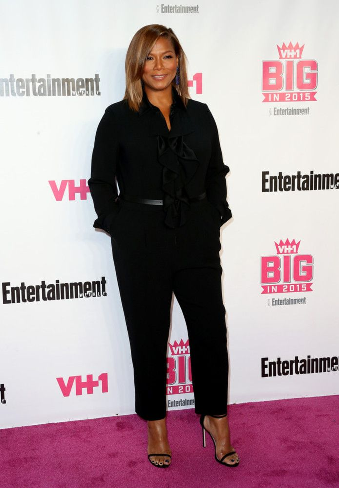 VH1+2015+Entertainment+Weekly+Awards+Arrivals-queen-latifah