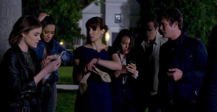 'Pretty Little Liars' Season 7 Spoilers: The Liars Try To Save Hanna - http://www.hofmag.com/pretty-little-liars-season-7-spoilers-liars-try-save-hanna/160837