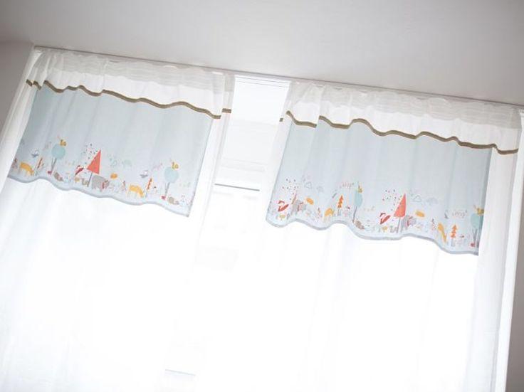 1000 bilder zu ideen kinderzimmer auf pinterest kunst for Vorhange babyzimmer junge