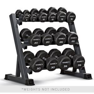 marcy combo weights storage rack  dbr0117  weight rack