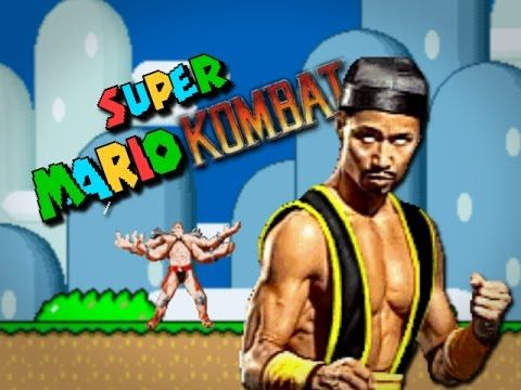Super Mario Kombat: Super Mario World (Super Mario World + Mortal Kombat Mashup) #supermario #supermarioworld #mortalkombat #supermariokombat #lol
