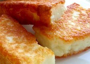 Великолепный жареный адыгейский сыр - идеальное дополнение к повседневному или праздничному столу!