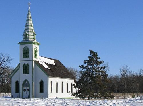 Stuhr Museum Church Grand Island Nebraska