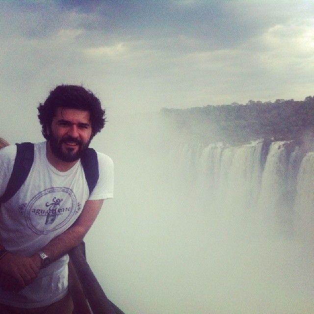 Jesús desde Iguazú! #amigos #moda #fashion