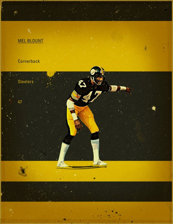 The NFLu0027s Greatest Defenses   Pittsburgh Steelers. The Front Four Of The  Greatest Defense In NFL History, Better Known As The Steel Curtain.
