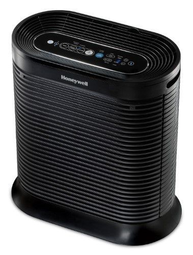 Honeywell Air Purifier With Bluetooth® Smart Controls, Black