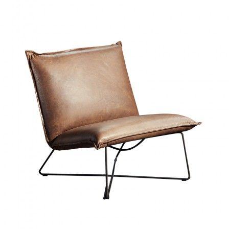 Losse fauteuil Jess Design model Earl