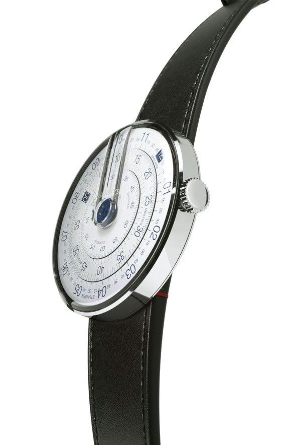 klokers: montres et accessoires singuliers Swiss Made - klokers