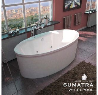freestanding tub with jets. Avano 3468SA Sumatra 68  Free Standing Whirlpool Tub with 22 Air Jets and 3 Speed Jet Blower Bathrooms Pinterest Tubs Bath House
