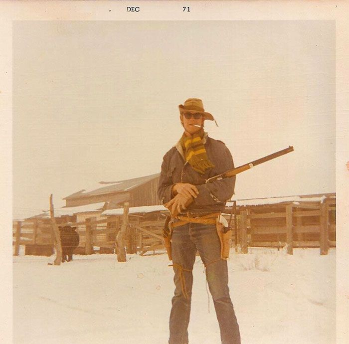 My Dad In 1971