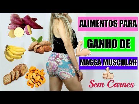 As 5 Melhores Vitaminas Para Ganhar Massa Muscular - Hipertrofia - YouTube