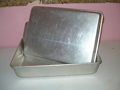 61 Best Images About Old Baking Pans Cookie Sheets Cake