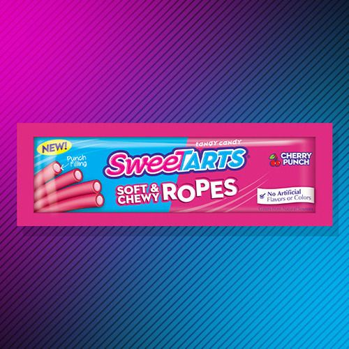 SweeTARTS Soft Chewy Ropes 1.8oz