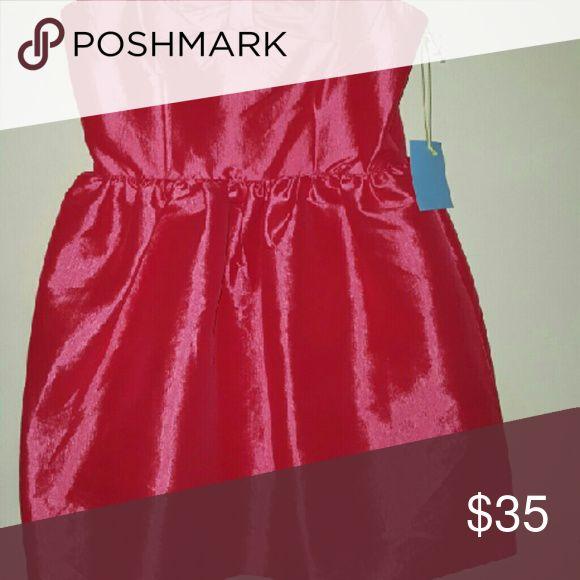 Evening dress Rose pink Dresses Mini