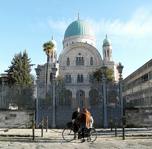 Italian Florence: 115 Best Jewish Temples Images On Pinterest