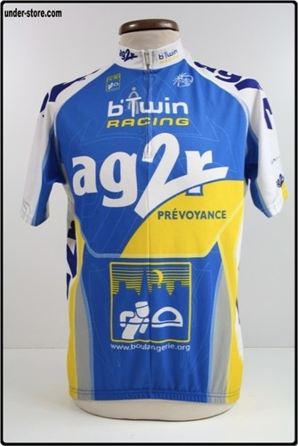 MAILLOT CYCLISME EQUIPE AG2R 2006 CYCLE rfFOOT905