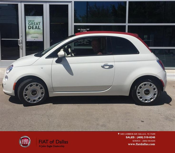 https://flic.kr/p/FxJYwq | FIAT of Dallas Customer Review | Very happy with the quick and expert service I received from Donald and the Finance Manager Espy. Will definitely recommend to my Friends and be back to purchase again.  Frederick , deliverymaxx.com/DealerReviews.aspx?DealerCode=F741&R...
