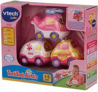 VTech Toet Toet 3 roze auto's NL