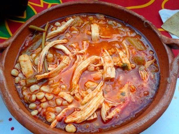 verdaderas recetas de cocina mexicanas: ELOPOZOLE