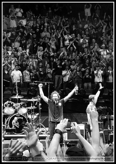 Pearl Jam Vancouver 2009