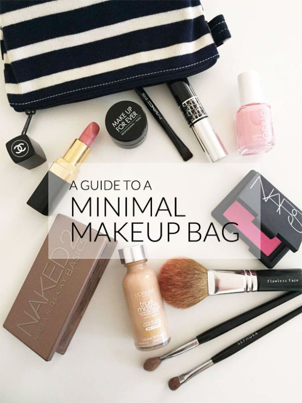 A Guide to a Minimal Makeup Bag | eBay