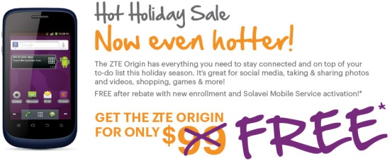 Solavei - The Nations Best Unlimited Cell Phone Service