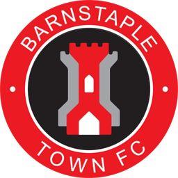 1904, Barnstaple Town F.C. (England) #BarnstapleTownFC #England #UnitedKingdom (L16667)