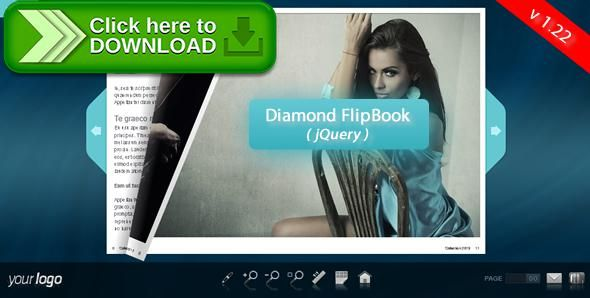 [ThemeForest]Free nulled download Diamond FlipBook - jQuery from http://zippyfile.download/f.php?id=41823 Tags: ecommerce, book, flip, flip book, flipbook, magazine, mobile, page flip, pageflip, portfolio, responsive, turn