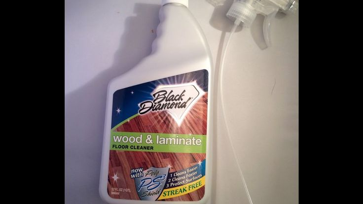 I have tried several other cleaners who claim the same things that Black diamond hardwood cleaner and laminate will do  but they either leave the floor streaky or don't work at all.  Black Diamond is simple to use. Once you have vaccuumed or swept just spray on and then dry mop (I use a Vileda or similar mop for the best results). The floors are extremely clean (really you could eat off them) and depending on the finish on your floor they will really shine. I have used this product on a high…