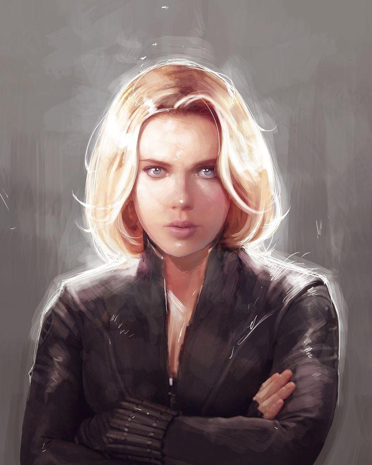 170 Marvels Black Widow-Ideen   schwarze witwe, marvel