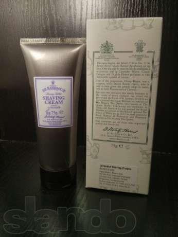 Крем для бритья D R Harris - Лаванда (Англия): 135 грн. — Средства по уходу в Харькове на Slando