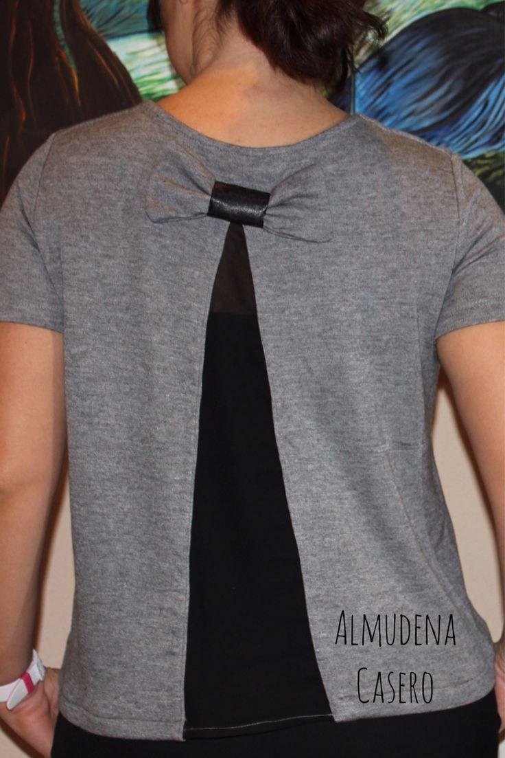 Camiseta reciclada