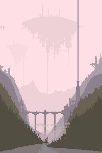 mattfrith:  A future civilisation perhaps… Bigger Version Inspired a bit byWaneella's