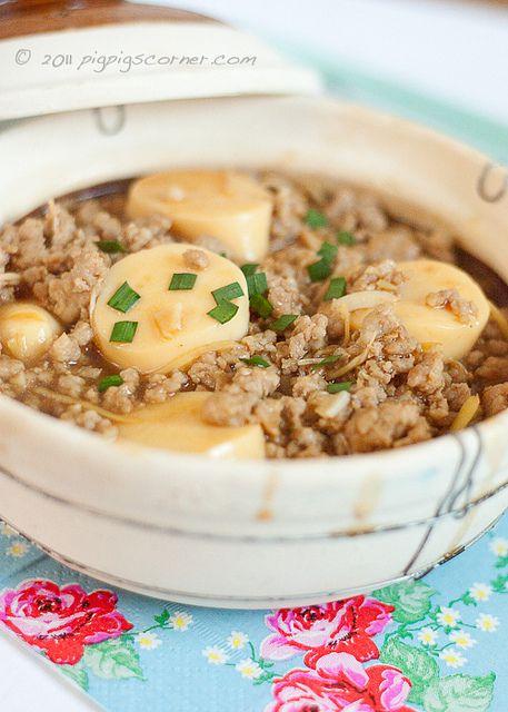 Japanese pork tofu recipes