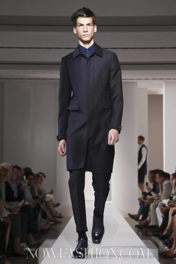 Jil Sander Menswear Spring Summer 2013 Milan