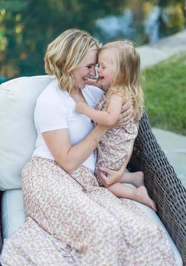 Beverley Mitchell, who played Lucy Camden on 7th Heaven, reflects on having grown up in Hollywood — and whether or not she would support her children following her footsteps — in a post on her blog Monday.