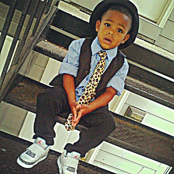 Black Baby Boy Swag | fashionplaceface.