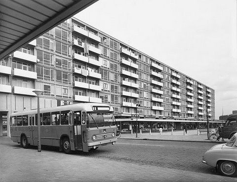 De Gruyter Amsterdam August Allebeplein 1962