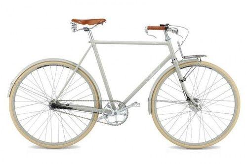 (via Stadtrundflug mit dem Indienrad Flyer» Citybike /...