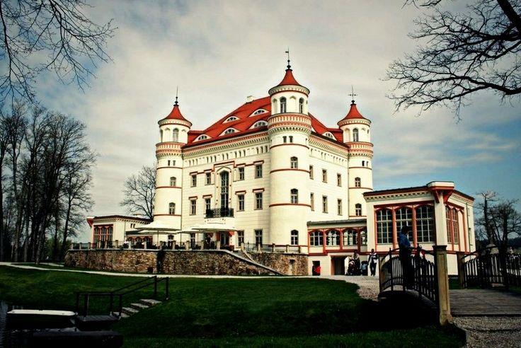 #Wojanow #Polska #Poland #palace