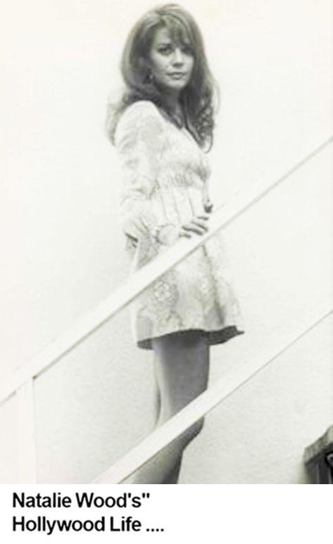 """Natalie Wood""""  (1969)"""