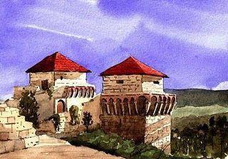 Castelo da Cidade de Ourém