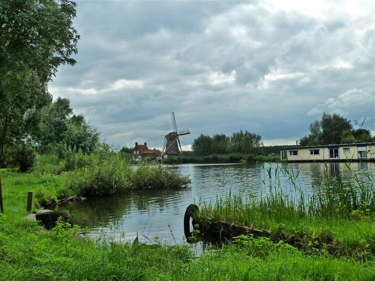 De Vecht, Holland. 2011