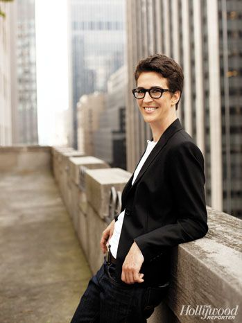 Rachel Maddow - I just started watching her show.  Very interesting.