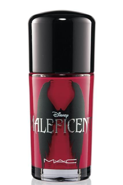 The whole MAC collection for Maleficent is here!!