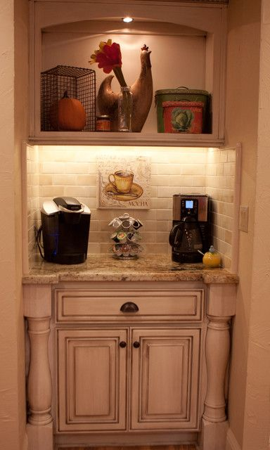Home Coffee Bars At Home And How To Have On Pinterest