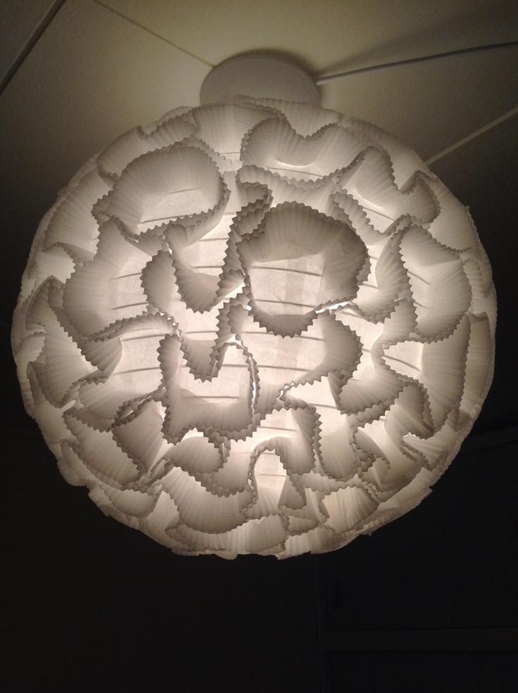 Min nye lampe!